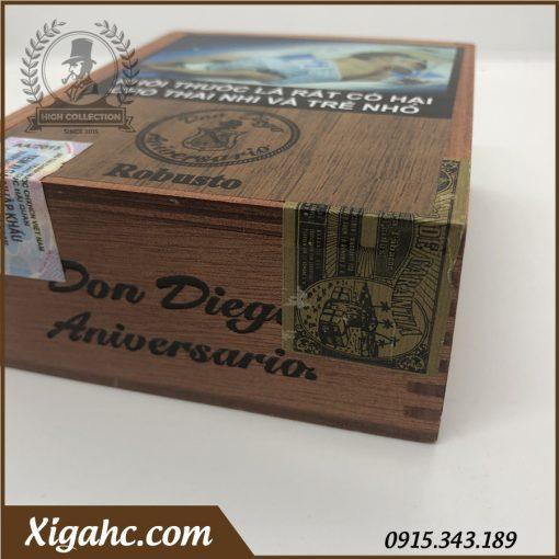 Cigar Don Diego Aniversario 10 Robustos Nhap Khau 4