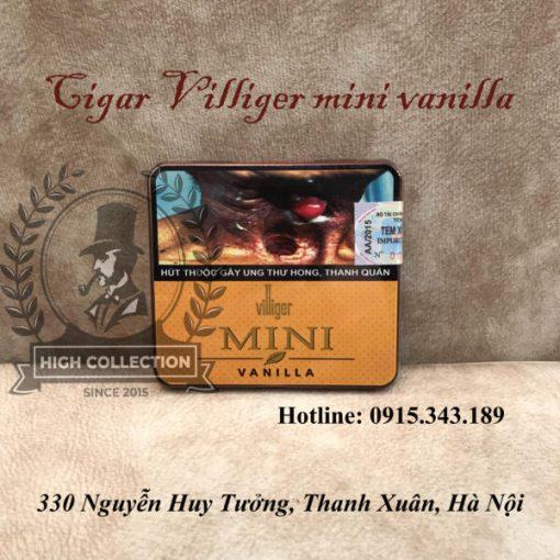 Xì gà Villiger Mini Vanilla