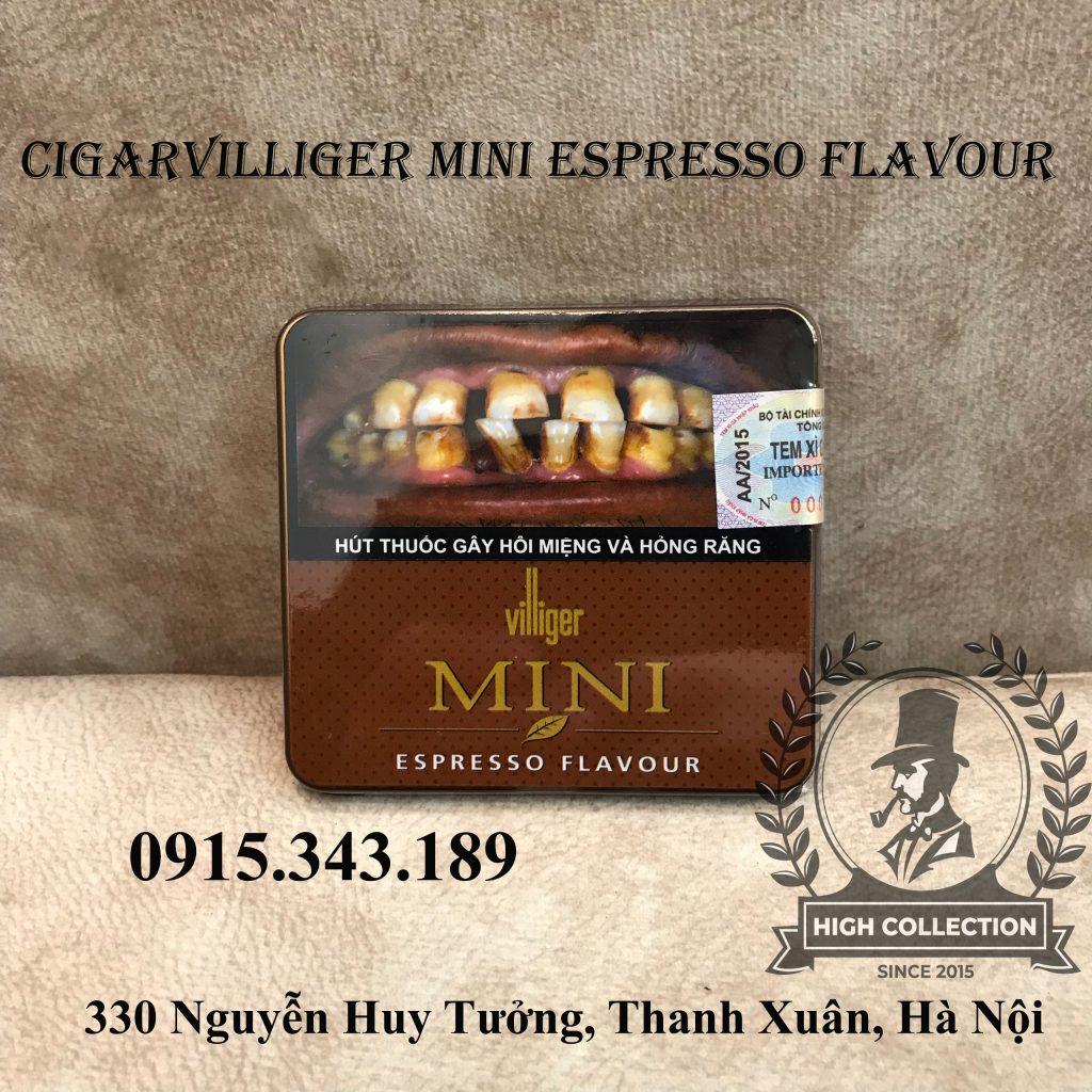 Xì gà Villger Espresso Flavour Mini