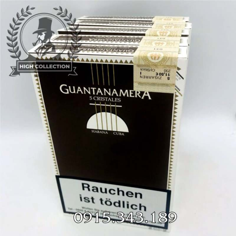 Xì gà Guantanamera Cristales