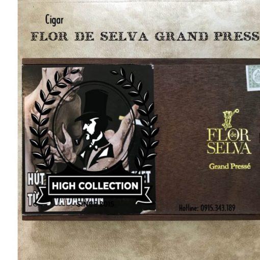 Xì gà Flor De Selva 10 Grands Pressea