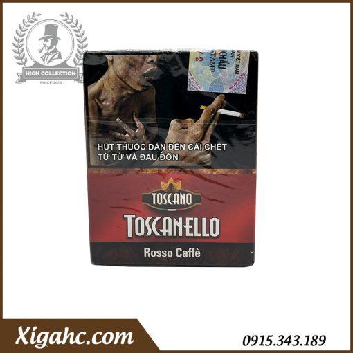 Xì gà Toscanello Rosso Caffe Nhập Khẩu