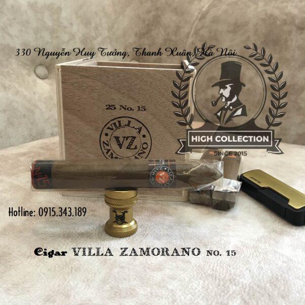 Xì gà Villa Zamorano No.15