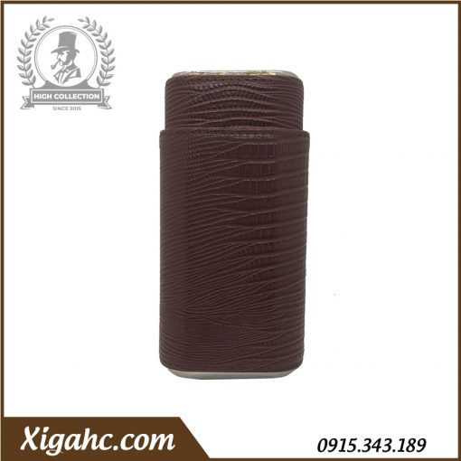 Ống Đựng Xì Gà Cohiba 3 Điếu HY-5303L