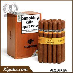 Xì gà Cohiba Siglo 3 (Siglo III) - Hộp 25 Điếu