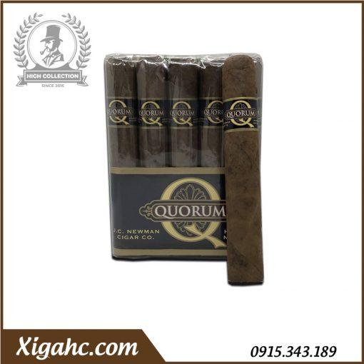 Xì gà Quourum Double Gordor - Hộp 10 điếu