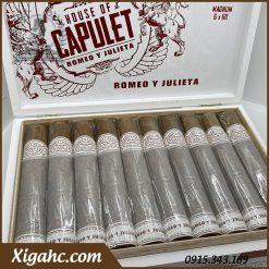 Xì Gà Romeo Y Julieta Capulet Magnum