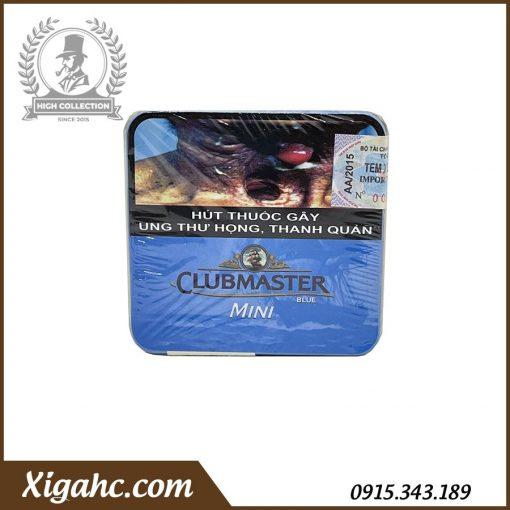 Xì Gà Club Master Mini Blue Nhập Khẩu