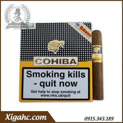 Xì gà Cohiba 5 Siglo II – Bao 5 Điếu