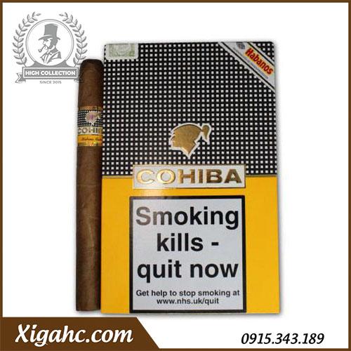 Xì gà Cohiba 5 Siglo III – Bao 5 Điếu