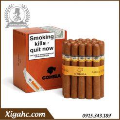 Xì gà Cohiba Siglo 4 (Siglo IV) – Hộp 25 điếu
