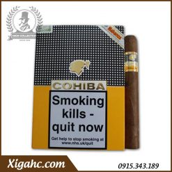 Xì gà Cohiba 5 Siglo IV – Bao 5 Điếu