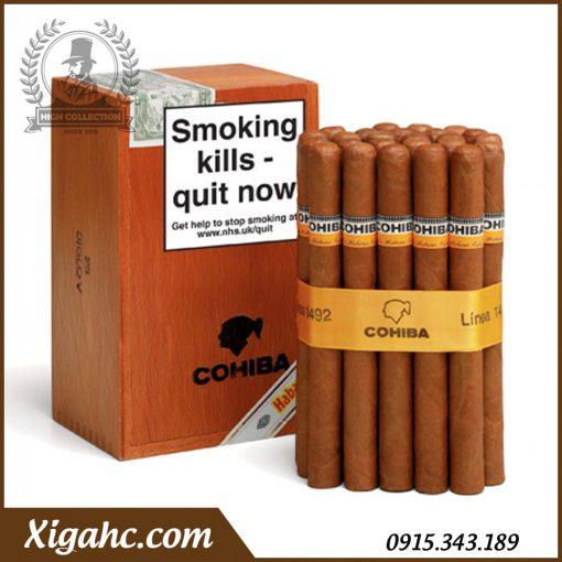 Xì gà Cohiba Siglo 5 (Siglo V) – Hộp 25 điếu