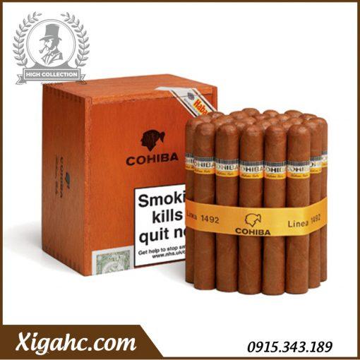 Xì gà Cohiba Siglo 6 (Siglo VI) – Hộp 25 điếu