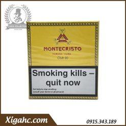 Xì Gà Montecristo Club 20