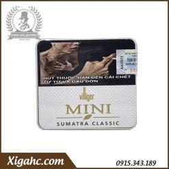 Xì Gà Villiger Mini Sumatra Classic Nhập Khẩu