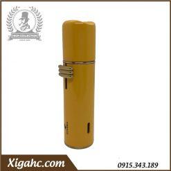 Bật lửa xì gà Cohiba COB073 3 Tia - Màu Vàng