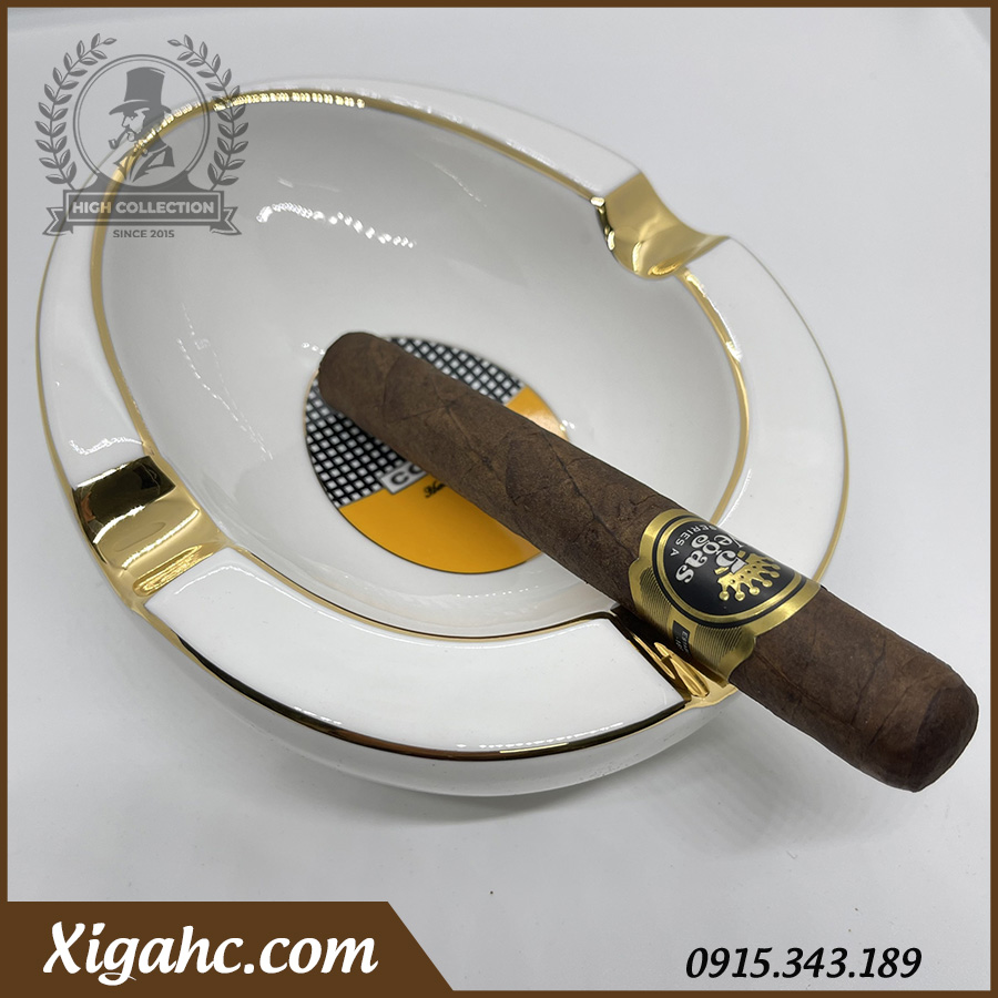Gat Tan Xi Ga Cohiba 3 Dieu AS410 Mau Trang 2