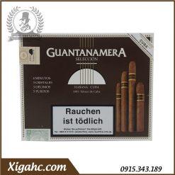 Xì Gà Guantanamera Selection - Hộp 15 điếu