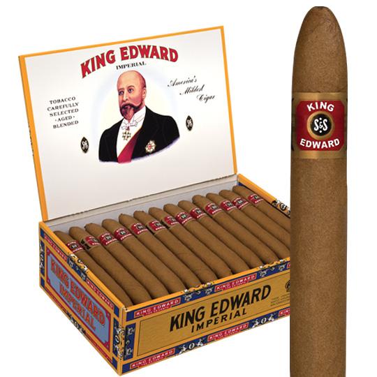 Xì gà King Edward chuẩn Mỹ hương vị khó cưỡng