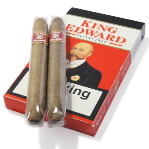 Xì gà King Edward hương vị dễ chịu, ngây ngất