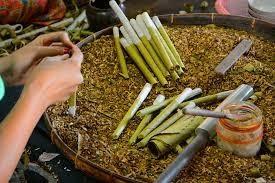 Luôn sử dụng nguyên liệu lá thuốc tốt nhất để làm xì gà