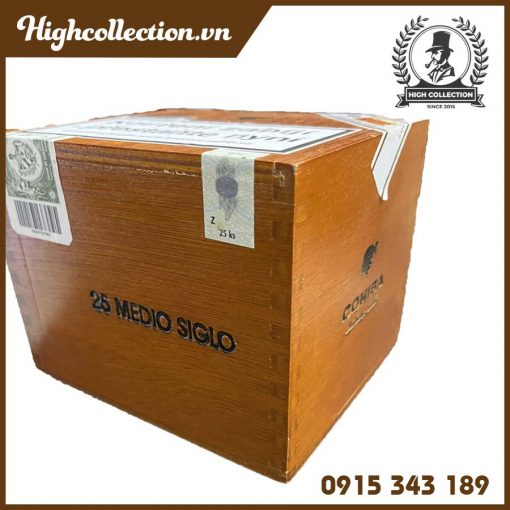 Xì Gà Cohiba Medio Siglo - Box 25 điếu