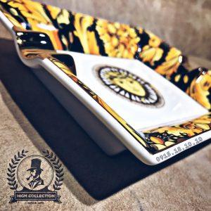 Gạt Tàn Xì Gà Versace 2 Điếu AS600
