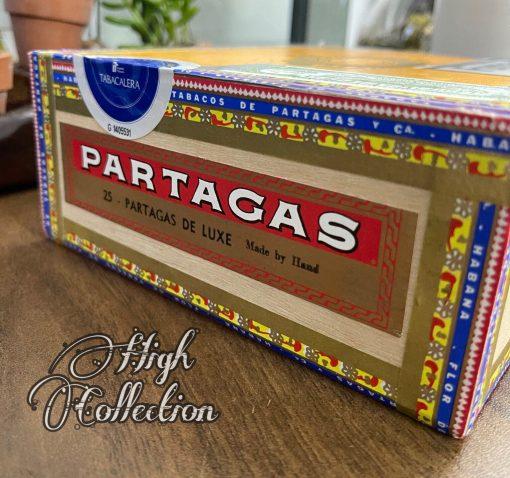 Xì Gà Partagas De Luxe Tây Ba Nha